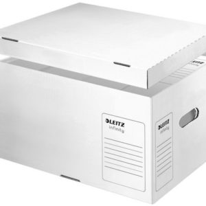 Arkivboks LEITZ INFINITY 265x350x420mm