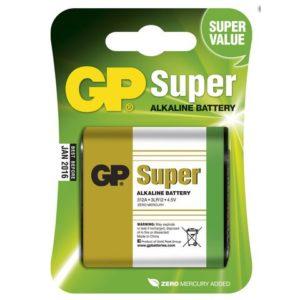 Batteri GP 3LR12 4