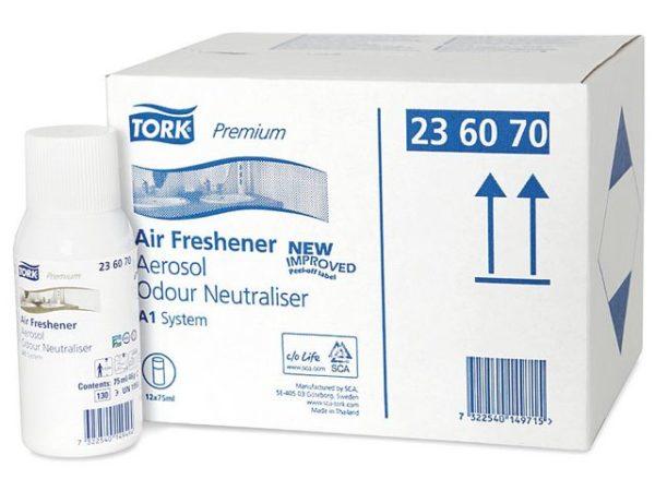 Luftfrisker TORK Premium nøytral A1 75m