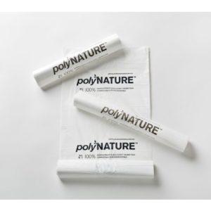 Biopose POLYNATURE 35L 20my hvit (20)