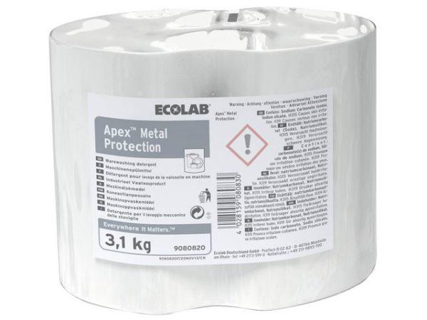 Maskinoppvask ECOLAB Metalprotect 3