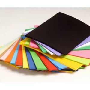 Farget papir A4 110g (800)