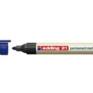 Merkepenn EDDING 21 EcoLine blå