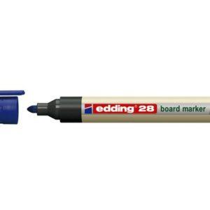 Whiteboardpenn EDDING 28 EcoLine blå