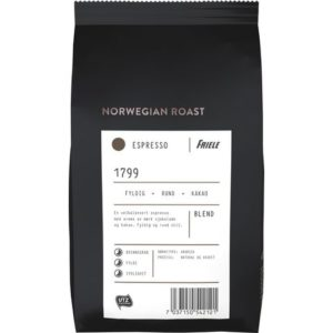 Kaffe FRIELE Espresso 1799 Hel 500G