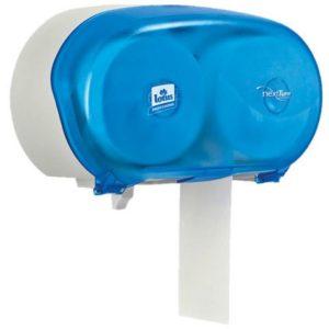 Dispenser TORK toalettpapir mid T7 blå