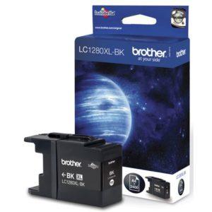 Blekk BROTHER LC1280XLBK sort