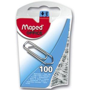 Binders MAPED 25mm sølv (100)