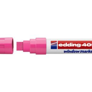 Merkepenn EDDING 4090 kritt 4-15mm rosa