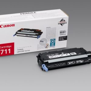 Toner CANON 711 LBP 5300 6K sort