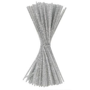 Piperensere sølv 30cm (100)