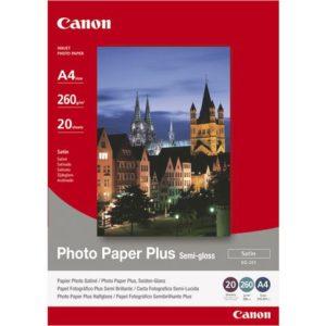 Fotopapir CANON SG-201 A3 260g (20)