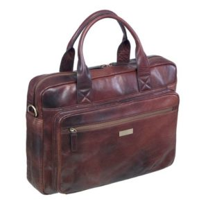 "PC veske PIERRE Briefcase Topload 14"""