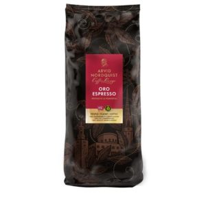 Kaffe ARVID N. oro hele espr.bønner 1kg