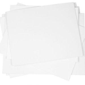 Malelerret på plate 24x18cm