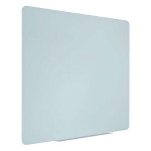 Glassboard BI-SILQUE 90x120cm hvit