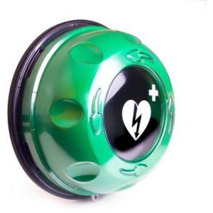 Veggskap AED AIVIA 200 m/ varme