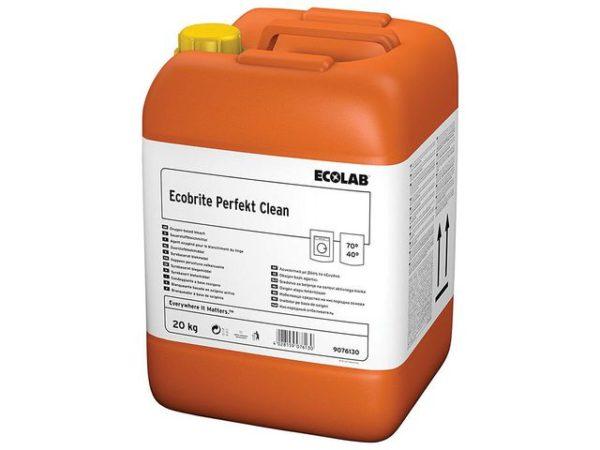Blekemiddel ECOLAB Ecobrite Perfekt 20k