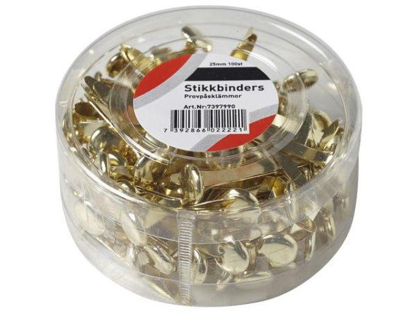 Stikkbinders 25mm (100)