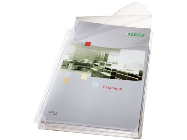 Plastlomme LEITZ A4 topp eksp 170my (5)