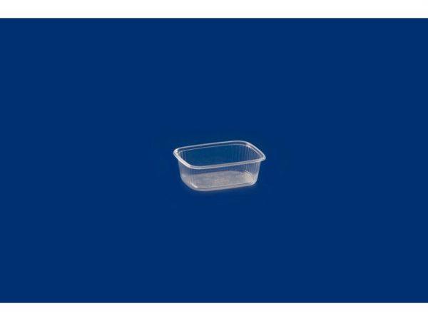 Plastbeger 150ml rektangulær PP (1000)