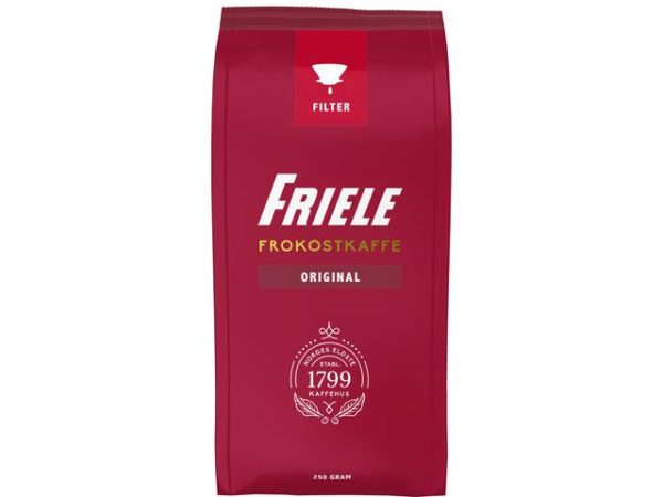 Kaffe FRIELE filtermalt 250g