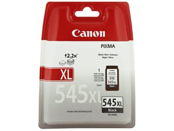 Blekk CANON PG-545 XL sort 15ml