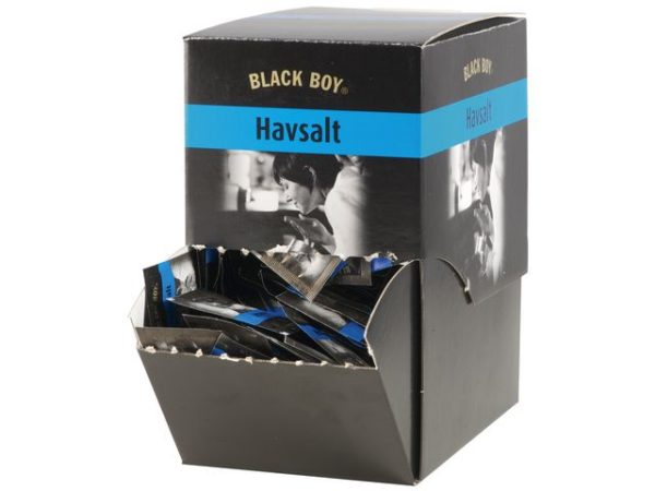 Havsalt BLACK BOY kuvert (1000)