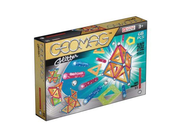 Byggesett GEOMAG glitter (68)