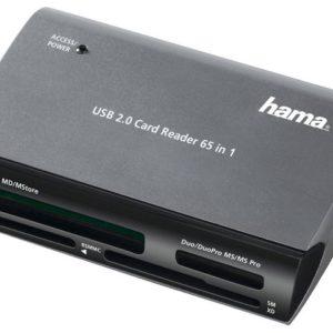 Kortleser HAMA 65in1 USB 2.0