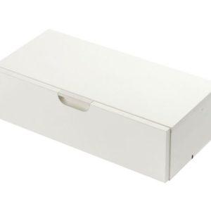 Skuffekassett KENSON stor 1 stk hvit