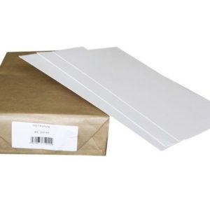 Plakatkartong 50x70cm 405g hvit