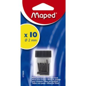Miner for passer MAPED 10x2mm (10)