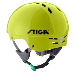 Hjelm STIGA M 52-56cm grønn