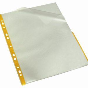 Signallomme BANTEX A4 PP 80my gul (25)