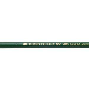 Fargeblyant FABER-CASTELL grønn (12)