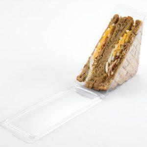 Sandwichboks 4 lags APET (100)