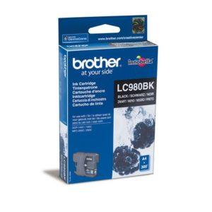 Blekk BROTHER LC980BK sort