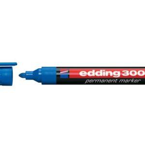 Merkepenn EDDING 300 blå
