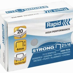 Heftestift RAPID Strong 21/4 (5000)