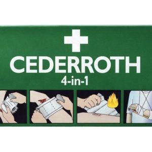Blodstopper CEDERROTH stor