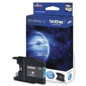 Blekk BROTHER LC1280XLC blå