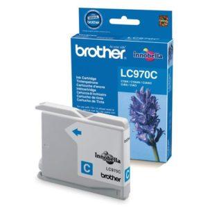 Blekk BROTHER LC970C blå