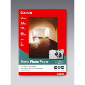 Fotopapir CANON MP-101 matt A4 170g (50