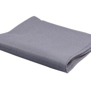 Dekorasjonsfilt 90x100cm grå