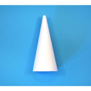 Isoporkjegle høyde 150mm (25)