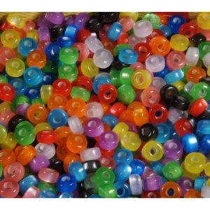Plastperler kongoperler 3