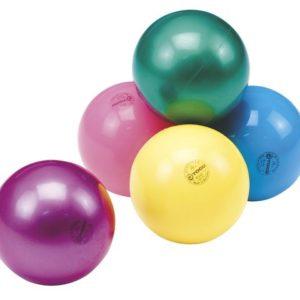 Gymnastikkballer 5 ass farger (5)