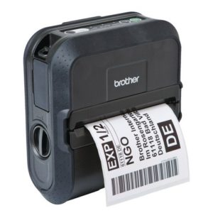Skriver BROTHER  RJ-4030 mobil termisk