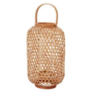 Lysholder DUNI bamboo 400x230